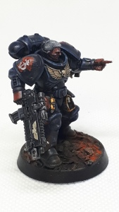 Crimson Fist Intercessor Sergeant