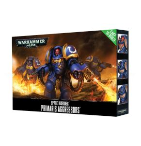 Easy To Build Primaris Aggressor Art