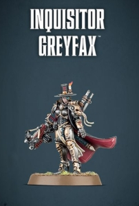 Inquisitor Greyfax Studio Version