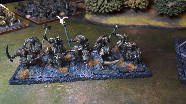 Oathmark Plastic Goblin Warriors (10)