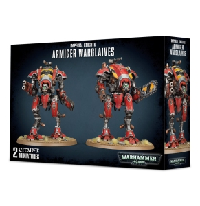 Imperial Knight Armiger Warglaives box art