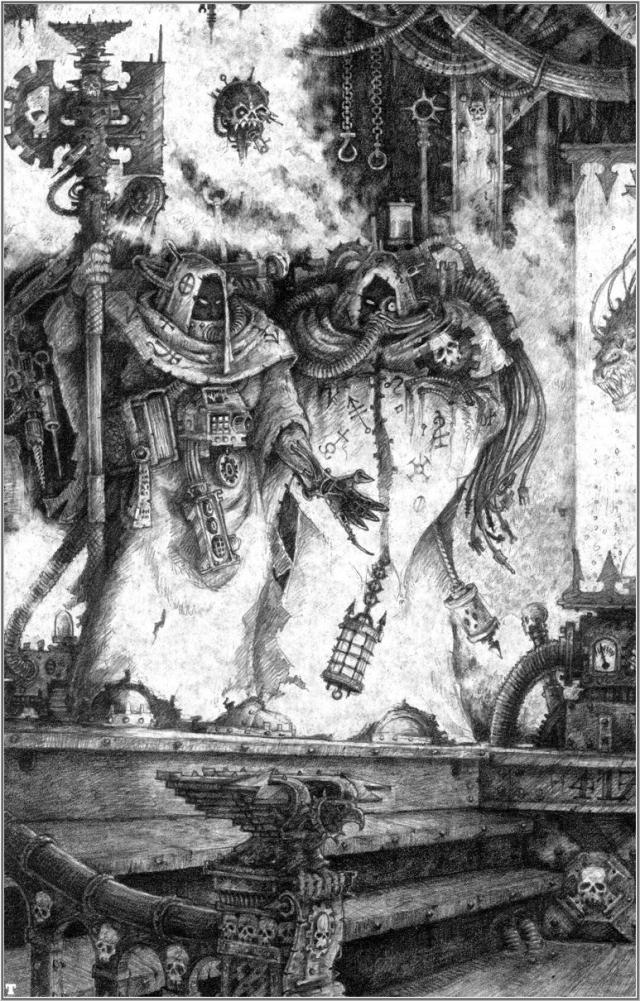 Adeptus Mechanicus - Jes Goodwin