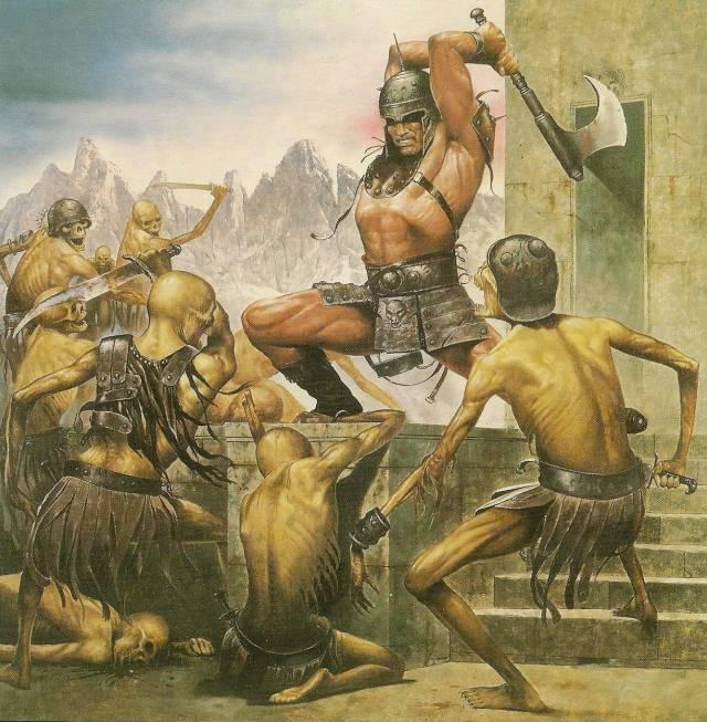 Conan The Rebel - Les Edwards