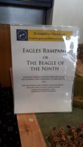Beagle of the Ninth