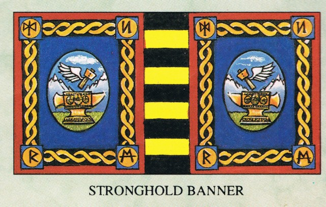 Anvil of Doom Stronghold Banner