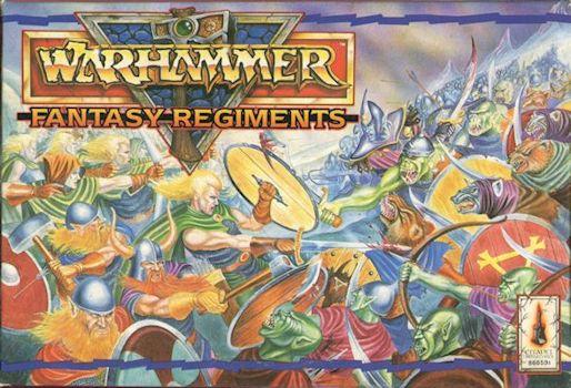 Citadel-Fantasy Regiments Box Cover Art