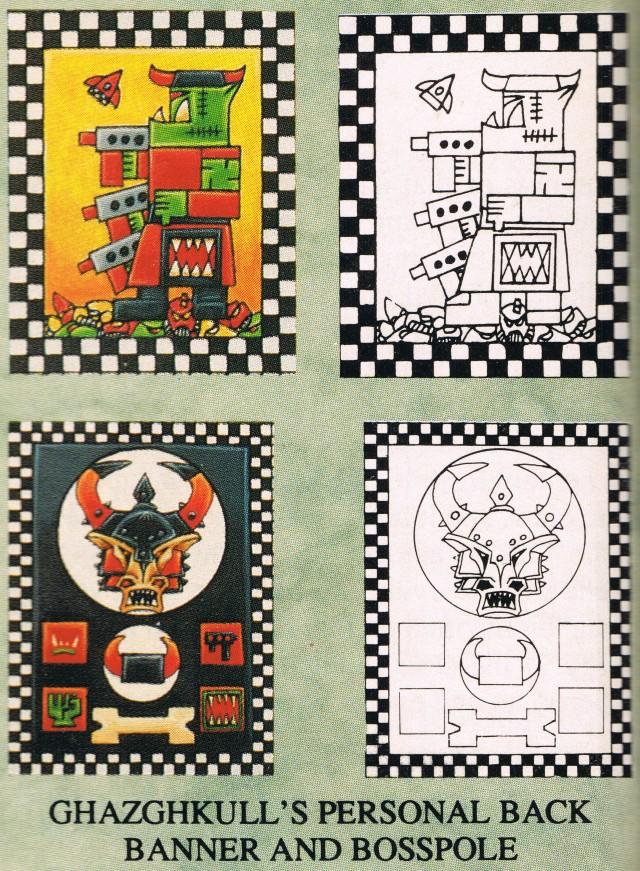 Ghazghkull Mag Uruk Thraka, WD176, 1994