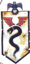 Imperium Rogue Trader Leda's Serpent Banner, Chapter Approved, 1988