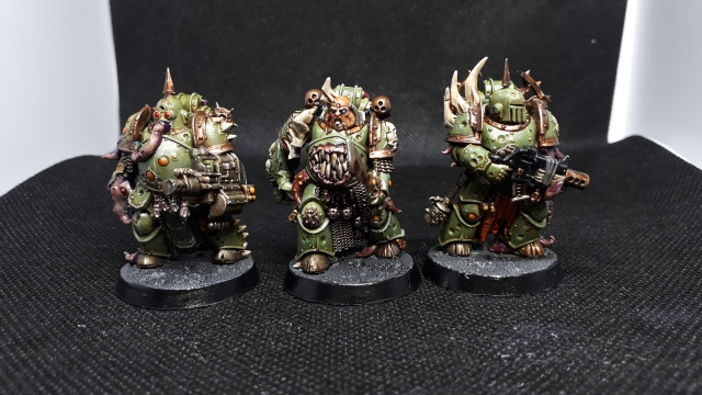Death Guard from the First Strike Box Set
