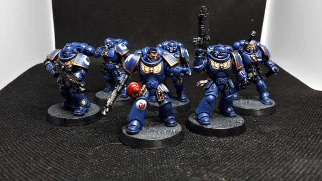 Ultramarines from the First Strike box set