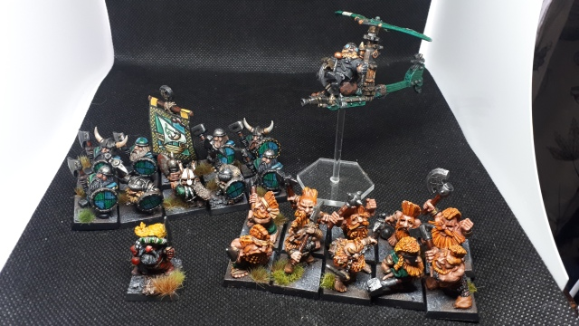 Lead Mountain Widow River Dwarf Army