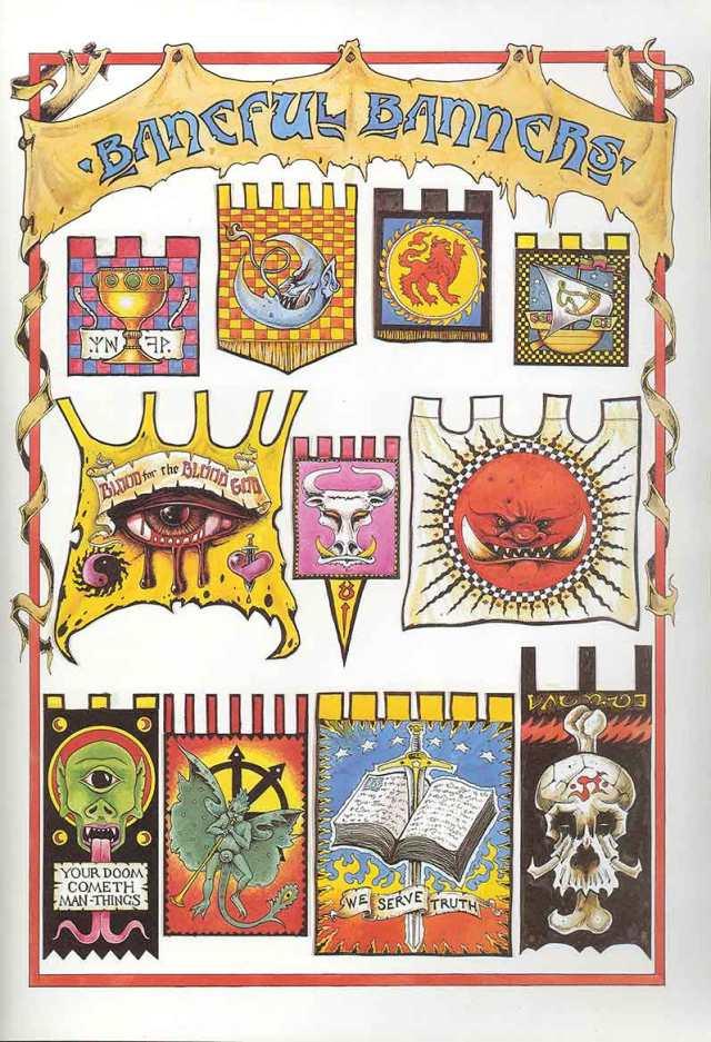 Baneful Banners