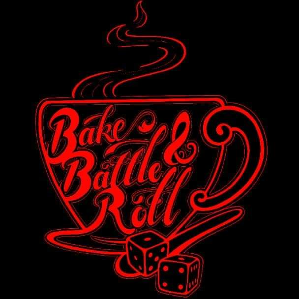 Bake, Battle and Roll logo