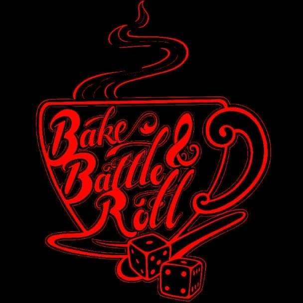 Bake, Battle and Roll logo