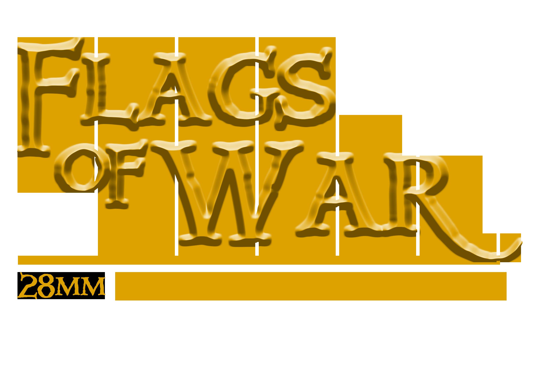 Flags of War Logo