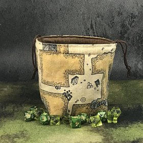 Greyed Out Dice Bag Sample Image