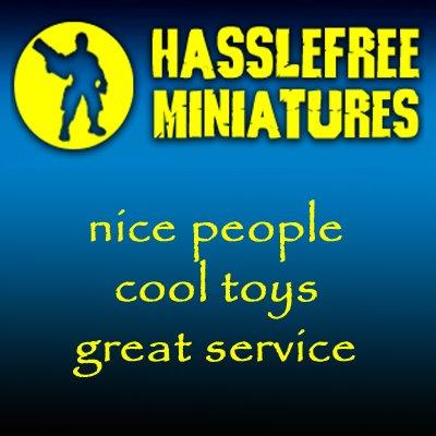 Hasslefree Logo