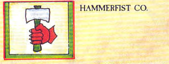 Hammerfist Company (Squat), Chapter Approved, 1988