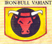 Iron-Bull Company Variant (Squat) Chapter Approved, 1988