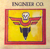 Engineer Company (Squat), Chapter Approved, 1988