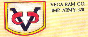 Vega Ram Company, Imperial; Army 320 (Squat), Chapter Approved, 1988