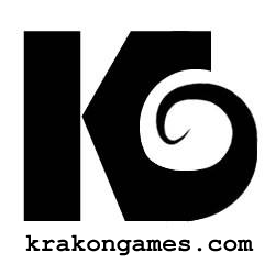 Krakon Games Logo