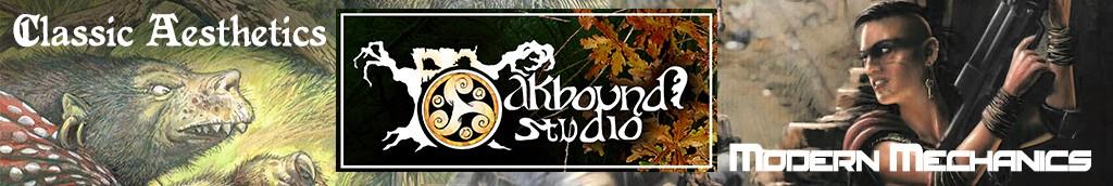 Oakbound Studios Logo