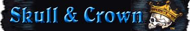 Skull & Crown Logo