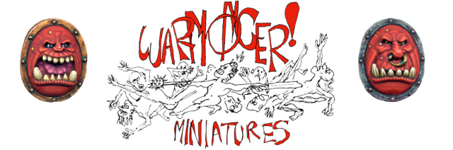 Warmonger Miniatures Logo