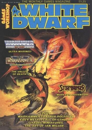 White Dwarf 97 Cover