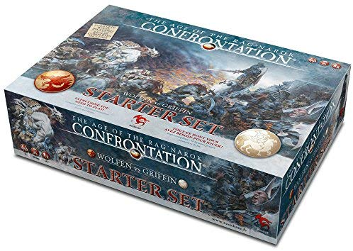 Confrontation: Age of Ragnarok Wolfen vs Griffin starter set box image